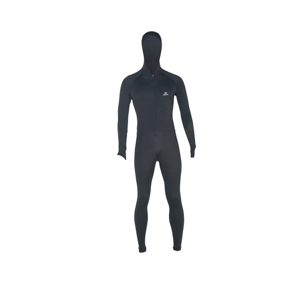Hunter Lycra Skate Suit Cap Black