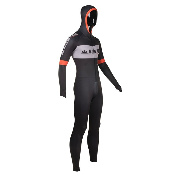 Hunter Team Skating Suit with cap