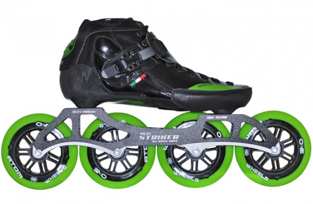 Ролики Luigino Strut Skate Package - 4 wheel